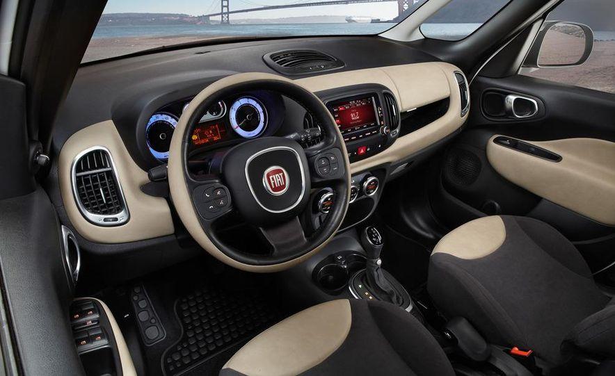 2014 Fiat 500L Trekking - Slide 51