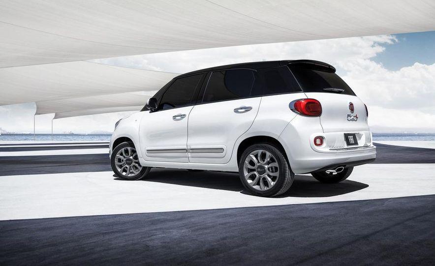 2014 Fiat 500L Trekking - Slide 38