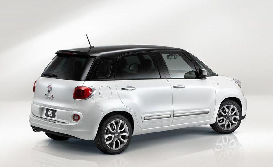2014 Fiat 500L Trekking - Slide 44