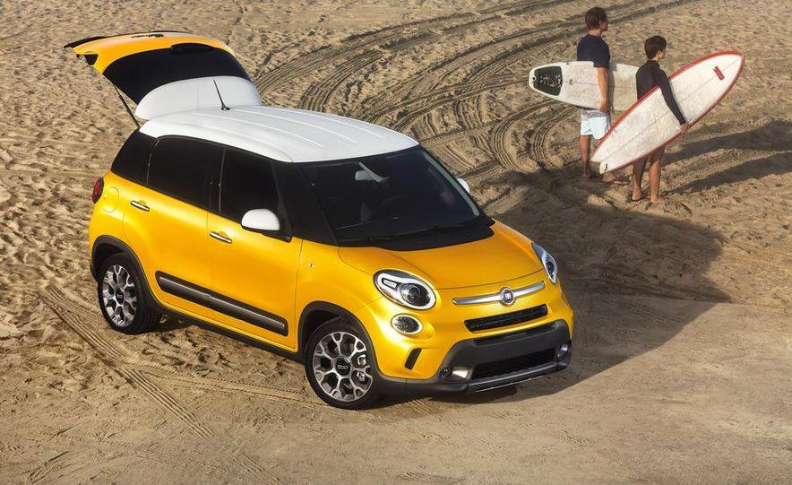 2014 Fiat 500L Trekking - Slide 22