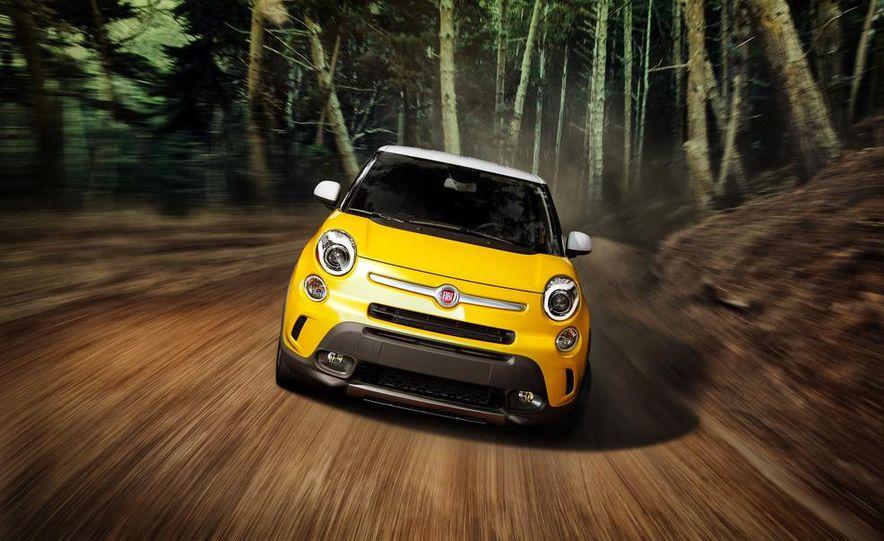 2014 Fiat 500L Trekking - Slide 28