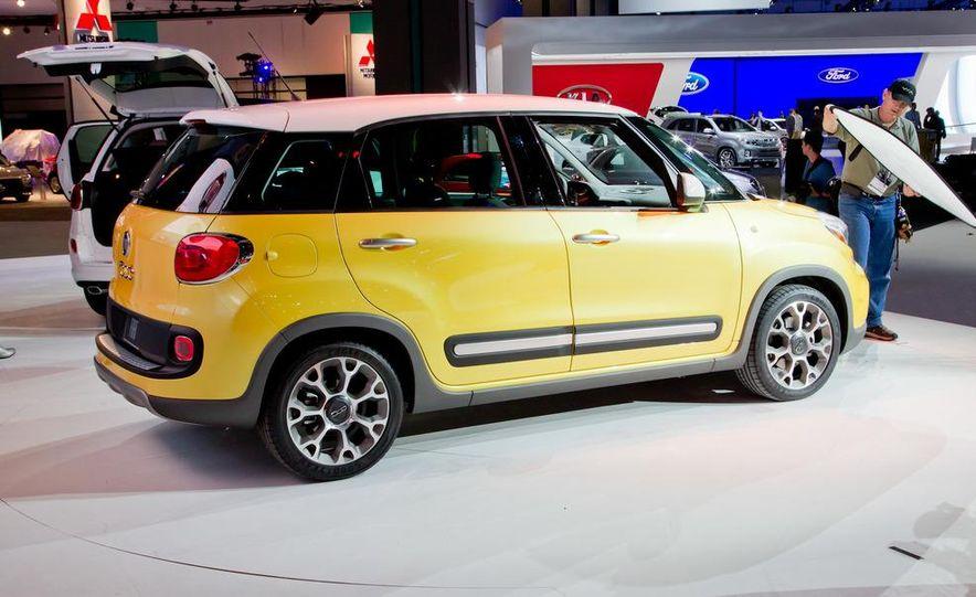 2014 Fiat 500L Trekking - Slide 6