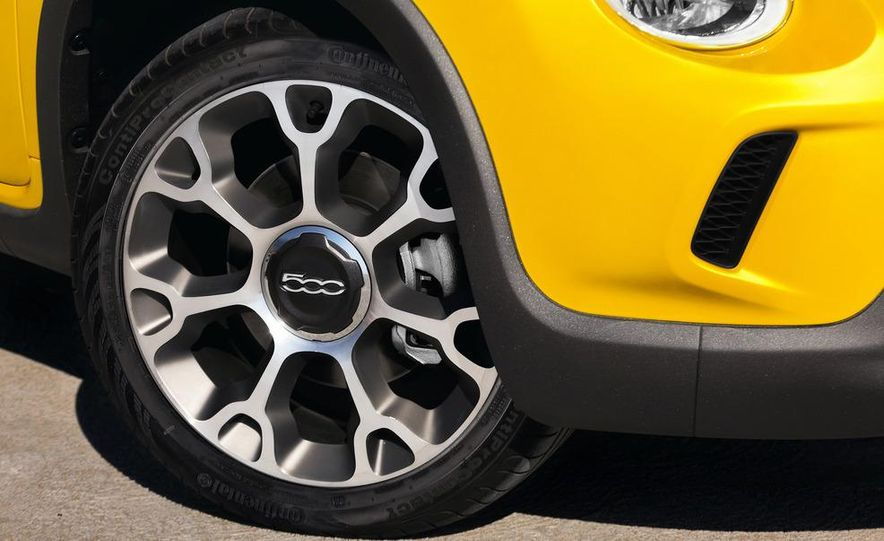 2014 Fiat 500L Trekking - Slide 35