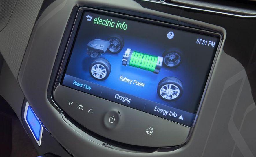 2014 Chevrolet Spark EV - Slide 32