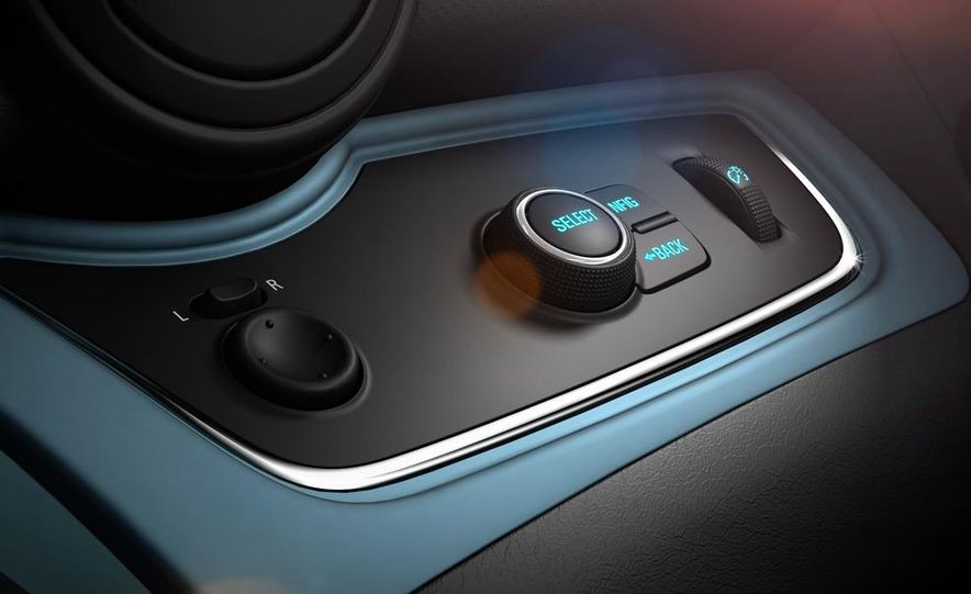 2014 Chevrolet Spark EV - Slide 33