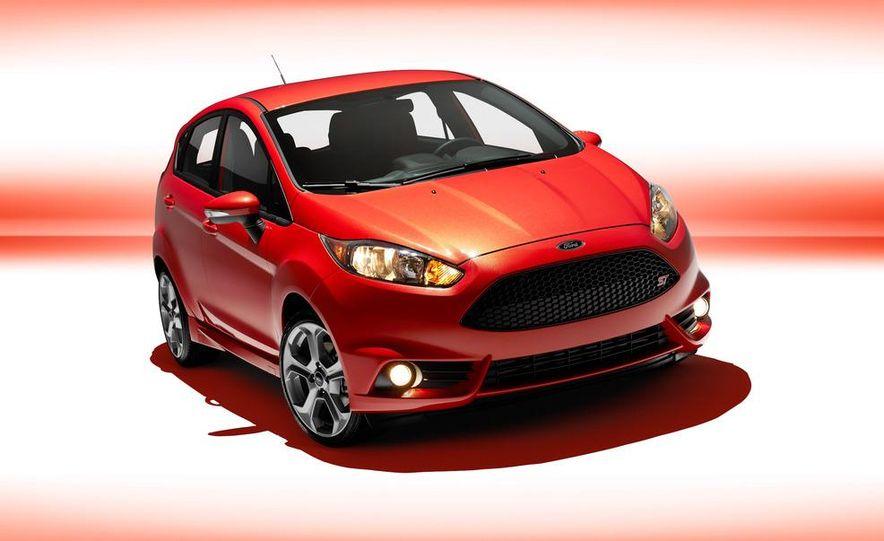 2014 Ford Fiesta ST - Slide 41