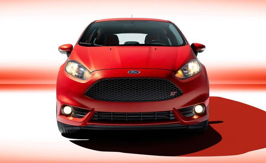 2014 Ford Fiesta ST - Slide 45