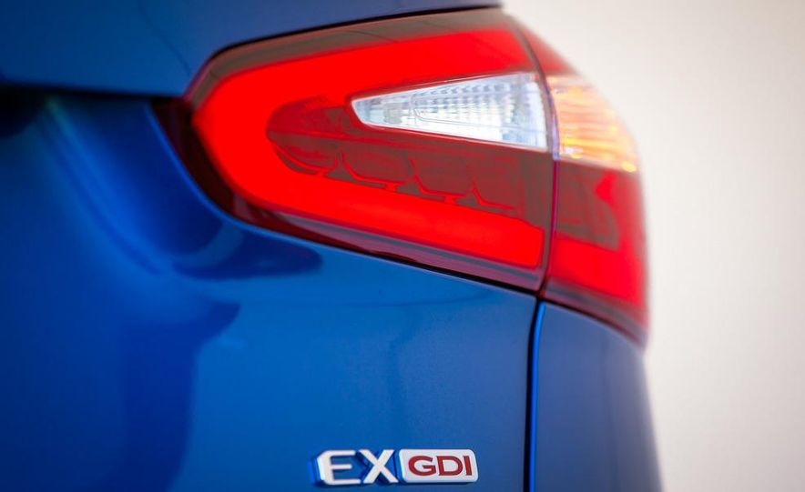 2014 Kia Forte EX GDI sedan - Slide 39