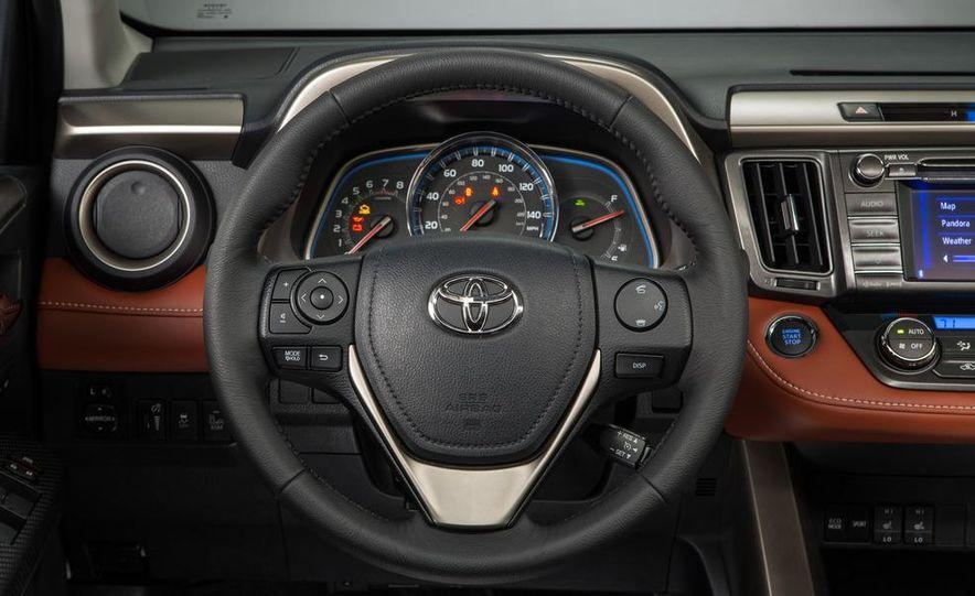 2013 Toyota RAV4 Limited - Slide 18