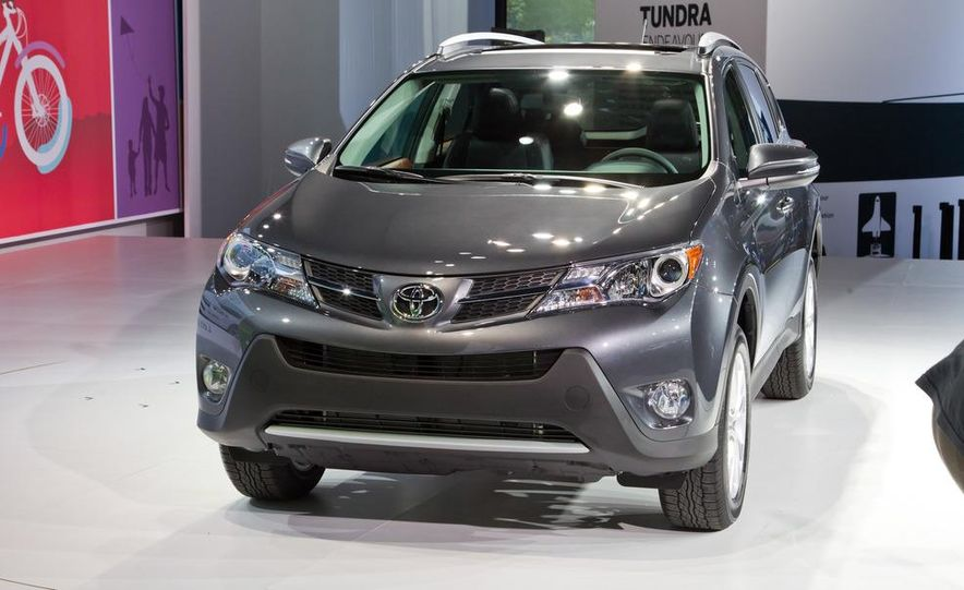 2013 Toyota RAV4 Limited - Slide 2