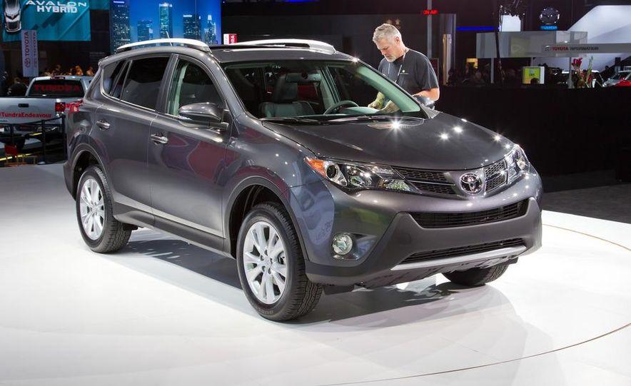 2013 Toyota RAV4 Limited - Slide 3