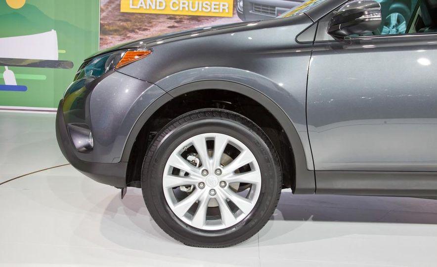 2013 Toyota RAV4 Limited - Slide 10