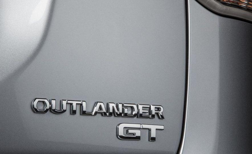 2014 Mitsubishi Outlander GT - Slide 48