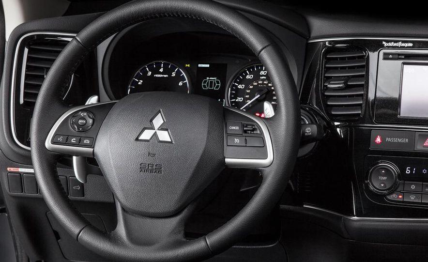 2014 Mitsubishi Outlander GT - Slide 60