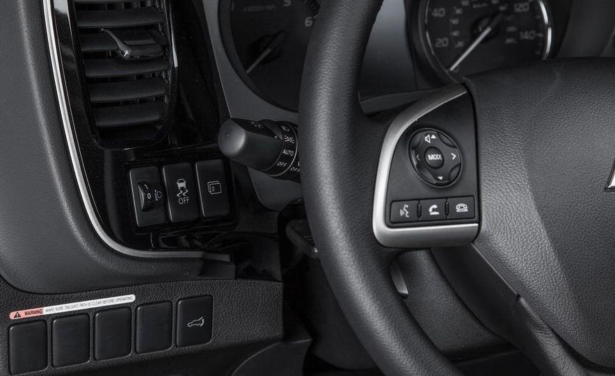 2014 Mitsubishi Outlander GT - Slide 61