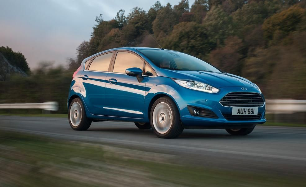 2014 Ford Fiesta 10l Ecoboost Driven €� Review Car And Driver