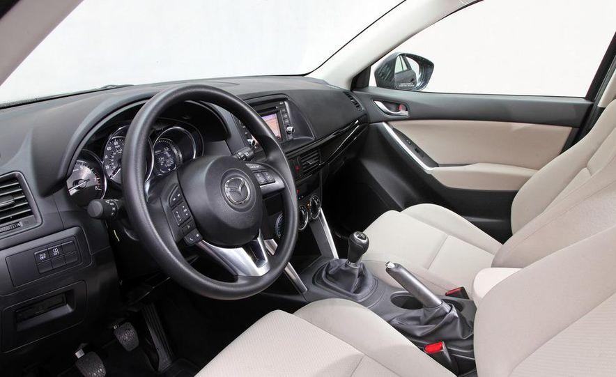 2014 Mazda CX-5 Touring AWD - Slide 43