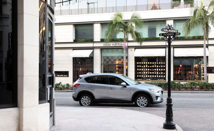 2014 Mazda CX-5 Touring AWD - Slide 38