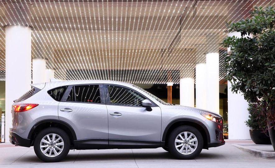 2014 Mazda CX-5 Touring AWD - Slide 40
