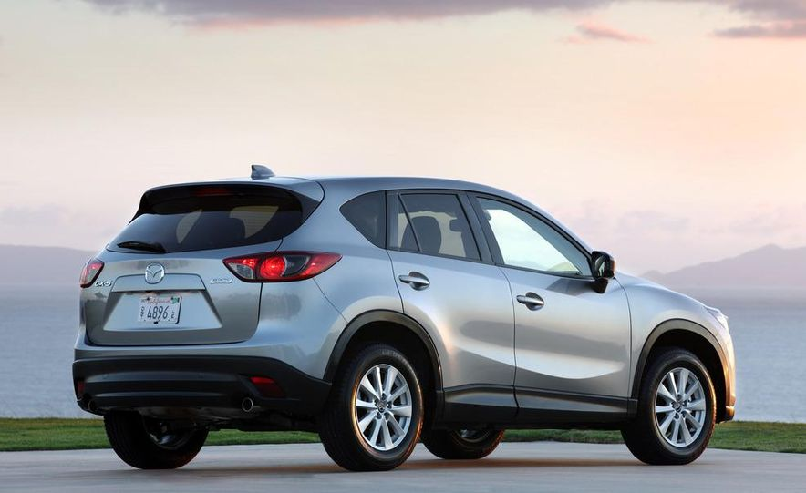 2014 Mazda CX-5 Touring AWD - Slide 41
