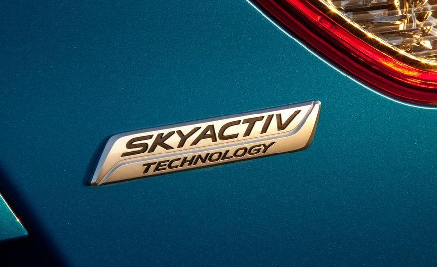 2014 Mazda CX-5 Touring AWD - Slide 29