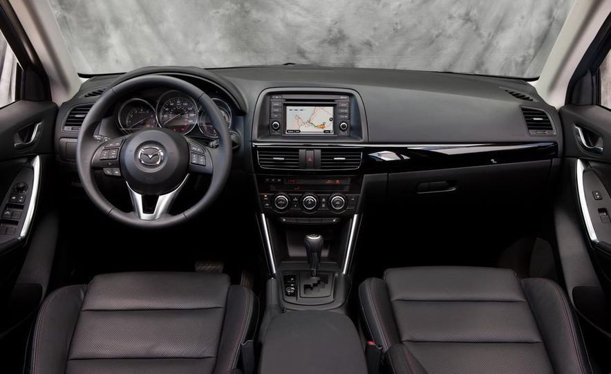 2014 Mazda CX-5 Touring AWD - Slide 30
