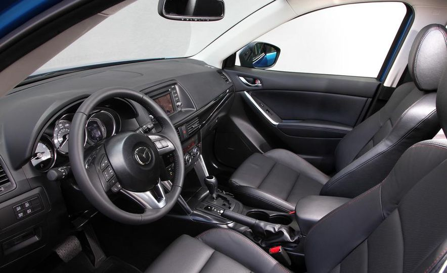 2014 Mazda CX-5 Touring AWD - Slide 31