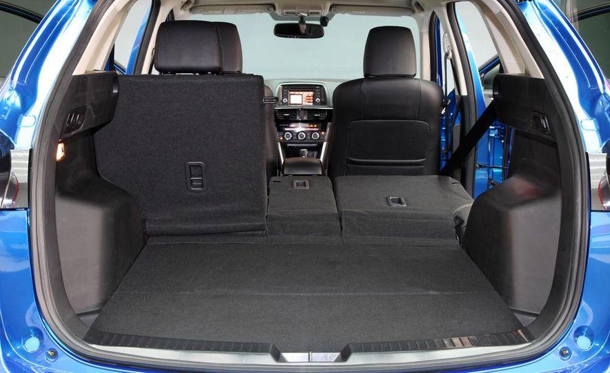 2014 Mazda CX-5 Touring AWD - Slide 35