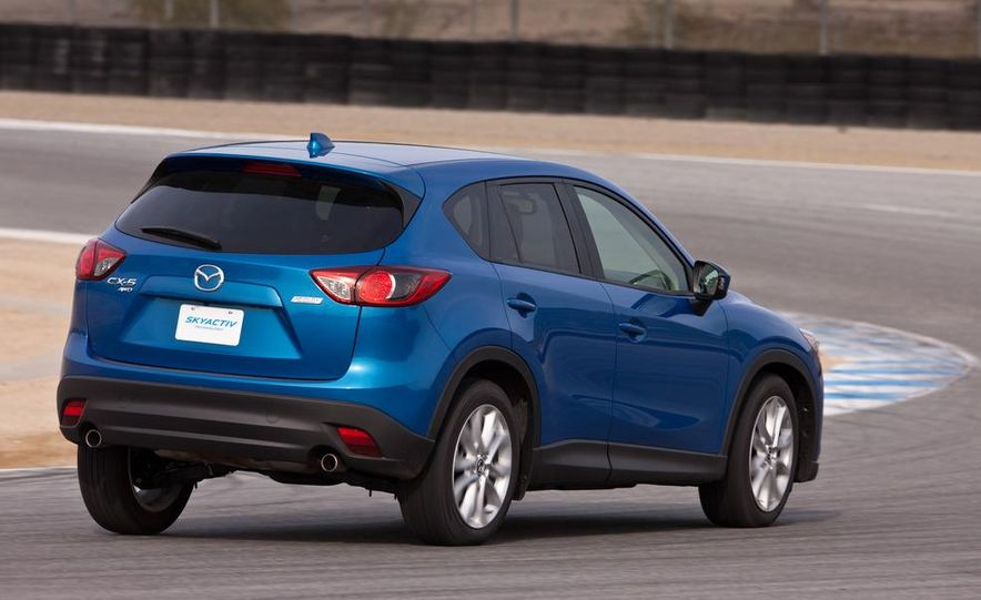 2014 Mazda CX-5 Touring AWD - Slide 21