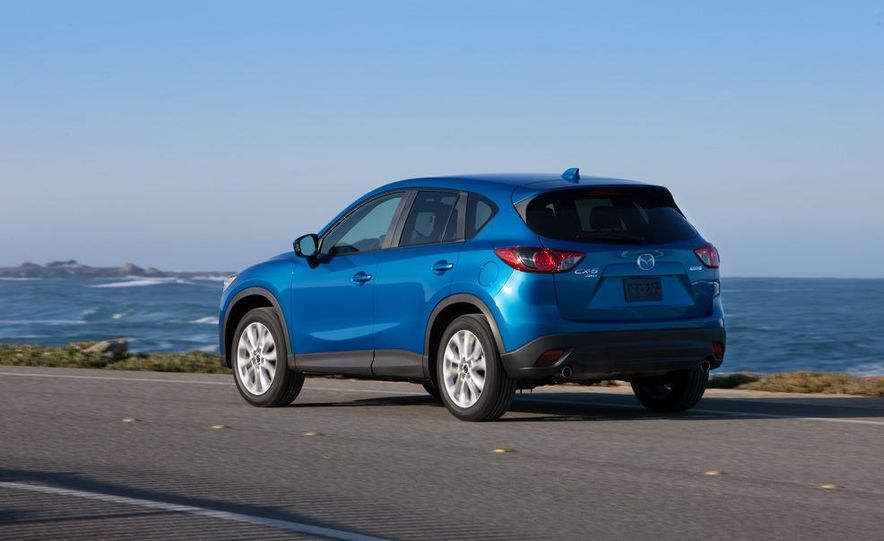 2014 Mazda CX-5 Touring AWD - Slide 24