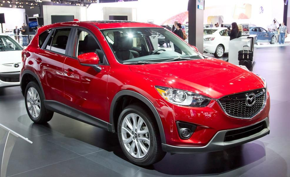 2014 Mazda CX5 Touring AWD Pictures  Photo Gallery  Car and Driver