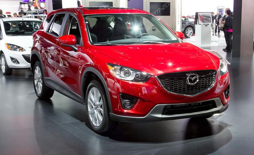 2014 Mazda CX-5 Touring AWD - Slide 2