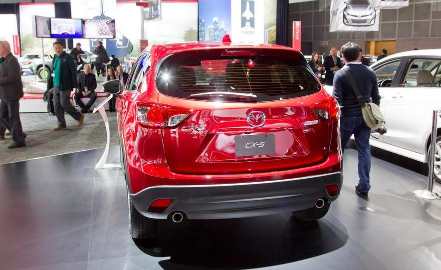 2014 Mazda CX-5 Touring AWD - Slide 3