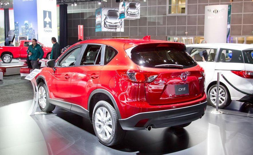 2014 Mazda CX-5 Touring AWD - Slide 4