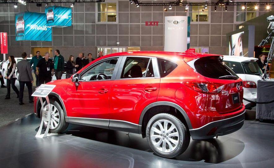 2014 Mazda CX-5 Touring AWD - Slide 5
