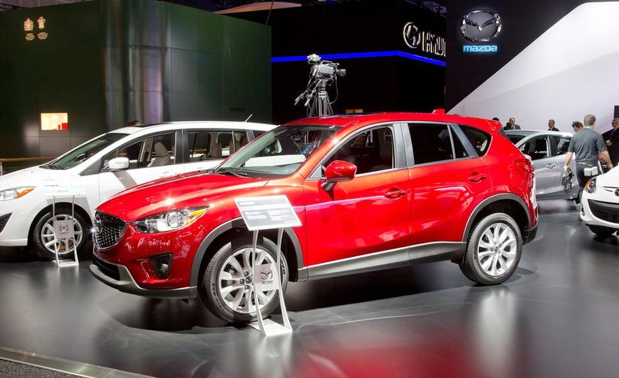 2014 Mazda CX-5 Touring AWD - Slide 7