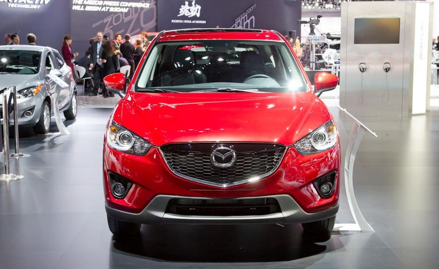 2014 Mazda CX-5 Touring AWD - Slide 8