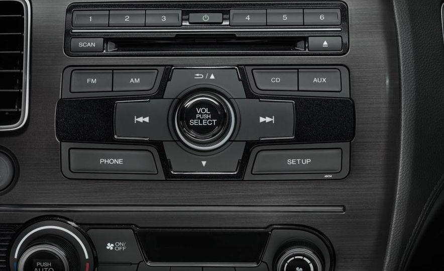 2013 Honda Civic Si sedan - Slide 130