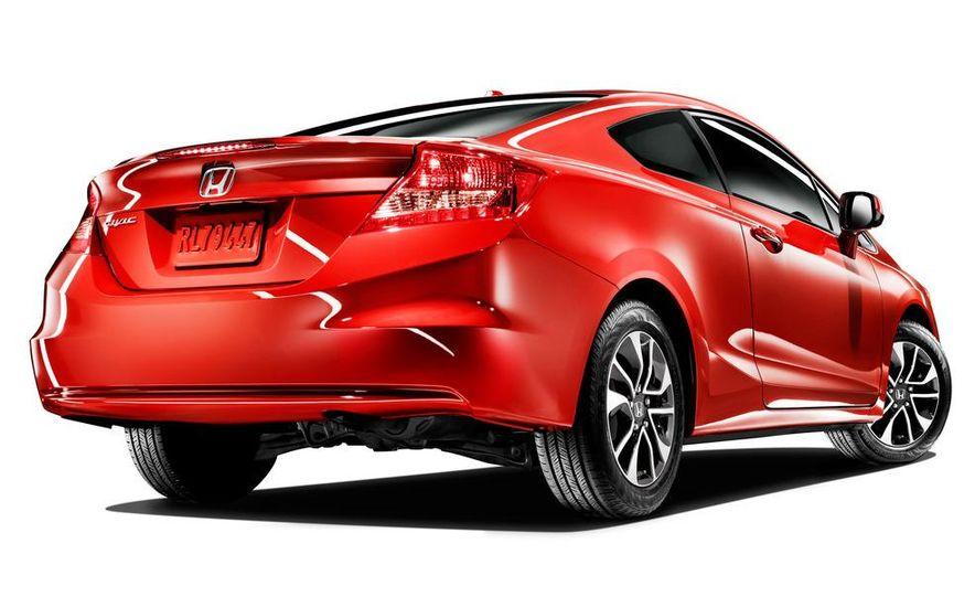 2013 Honda Civic Si sedan - Slide 119
