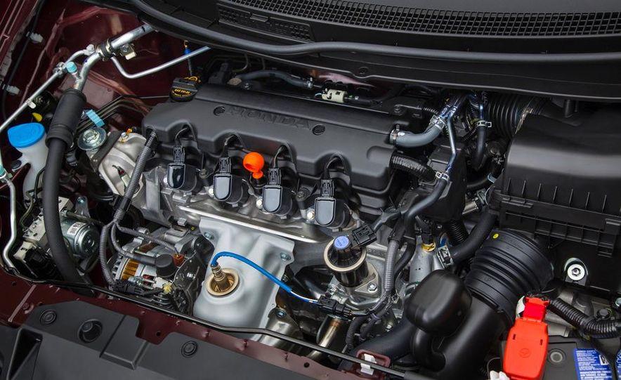 2013 Honda Civic Si sedan - Slide 101