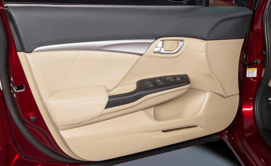 2013 Honda Civic Si sedan - Slide 92