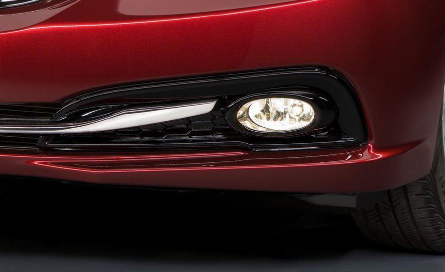 2013 Honda Civic Si sedan - Slide 80