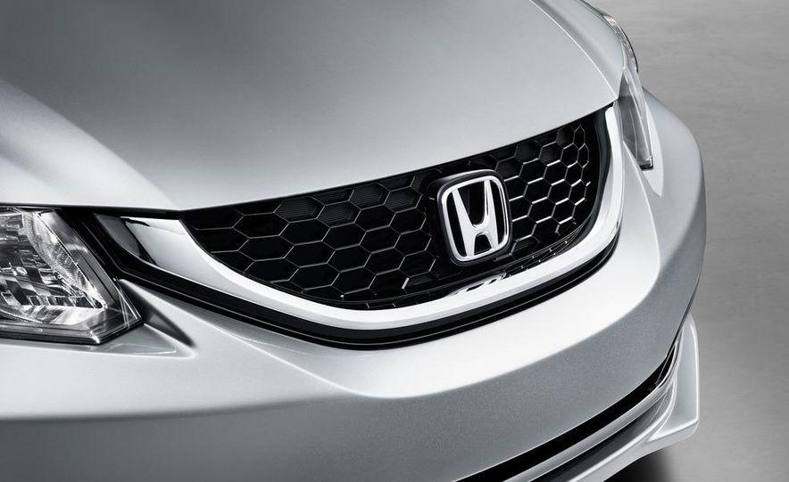 2013 Honda Civic Si sedan - Slide 53