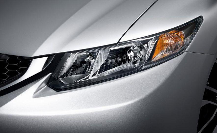 2013 Honda Civic Si sedan - Slide 54