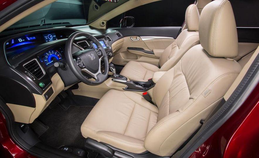2013 Honda Civic Si sedan - Slide 87