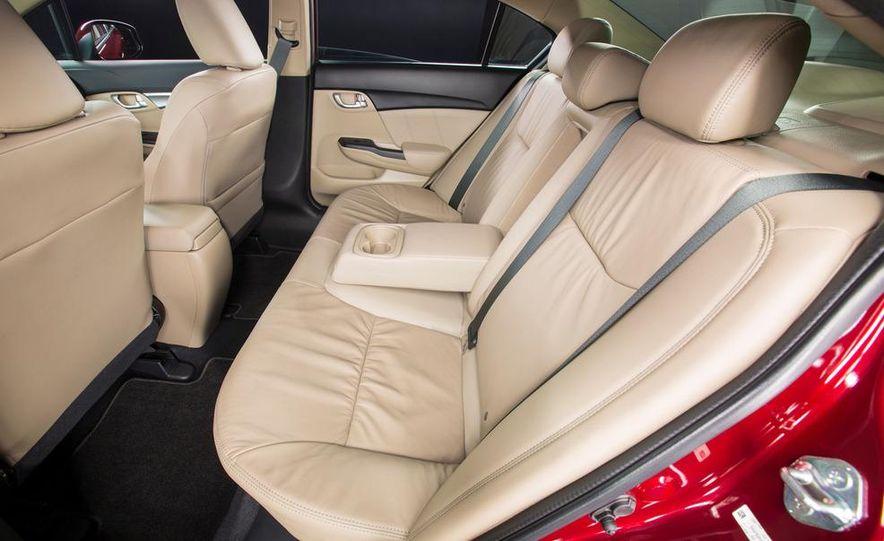 2013 Honda Civic Si sedan - Slide 89
