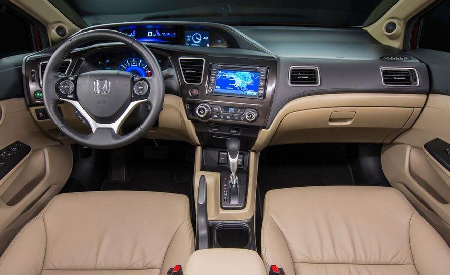 2013 Honda Civic Si sedan - Slide 90