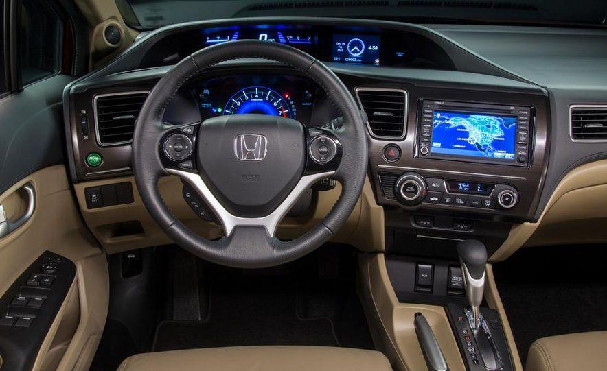 2013 Honda Civic Si sedan - Slide 91
