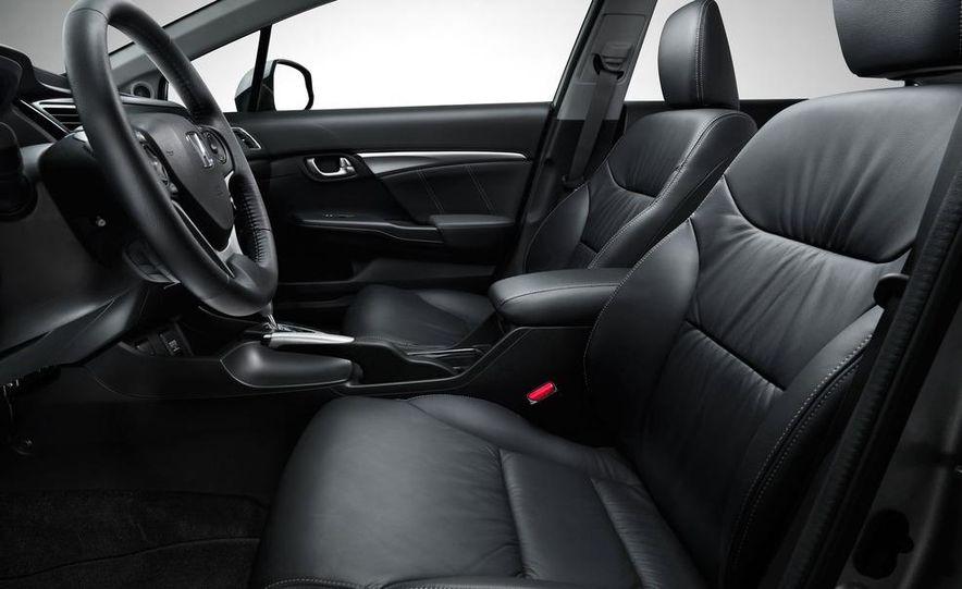 2013 Honda Civic Si sedan - Slide 58