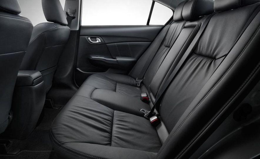 2013 Honda Civic Si sedan - Slide 59